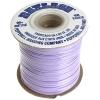 Vinyl Lacing Flat 100yds Lavender
